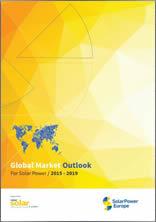 Global Market Outlook for Solar Power 2015-2019