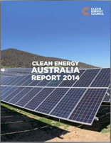 Clean Energy Australia Report 2014