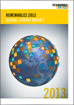 Renewables 2013 Global Status Report