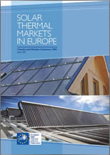 Solar Thermal Markets in Europe - Trends and Market Statistics 2014