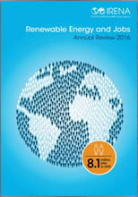 Renewable Energy and Jobs – Annual Review 2016