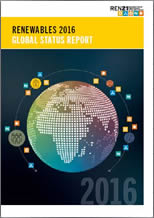 Renewables 2016 Global Status Report