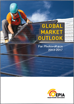 Global Market Outlook for Photovoltaics 2013-2017