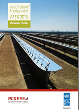 Arab Future Energy Index (AFEX) 2016 - Renewable Energy