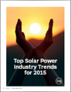 Top Solar Power Industry Trends for 2015