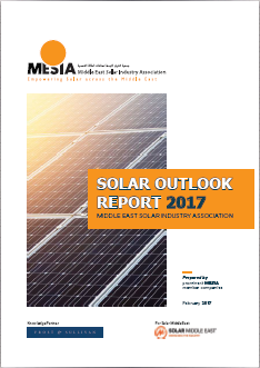 MESIA Solar Outlook Report 2017