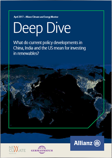 Deep Dive – What do current policy developments in China, India and the US mean for investing in renewables?