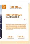 Photovoltaic Barometer 2017