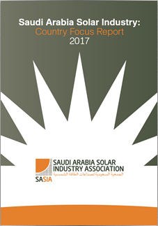Saudi Arabia Solar Industry: Country Focus Report 2017