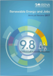 Renewable Energy and Jobs – Annual Review 2017