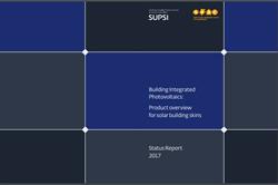 BIPV Status Report 2017