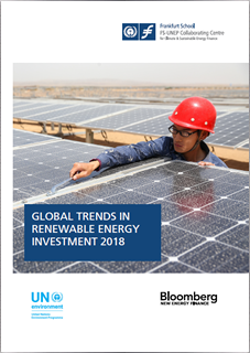 Global Trends in Renewable Energy Investment 2018