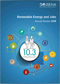 Renewable Energy and Jobs – Annual Review 2018