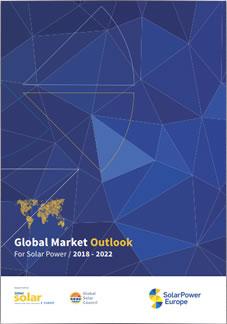 Global Market Outlook for Solar Power 2018-2022