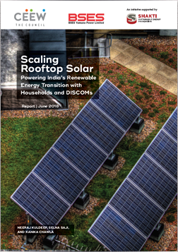 Scaling Rooftop Solar: Powering India's Renewable Energy Transition with Households and DISCOMs
