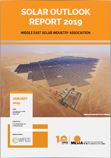 MESIA Solar Outlook Report 2019