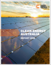 Clean Energy Australia 2016
