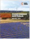 Clean Energy Australia Report 2018