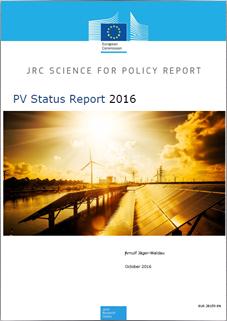 PV Status Report 2016