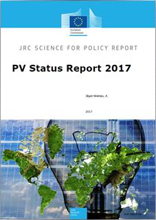 PV Status Report 2017