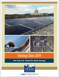 Shining Cities 2019. The Top U.S. Cities for Solar Energy