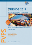PVPS Report: Trends in Photovoltaic Applications 2017