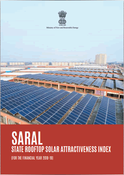 State Rooftop Solar Attractiveness Index – SARAL