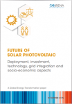 Future of solar photovoltaic: Deployment, investment, technology, grid integration and socio-economic aspects