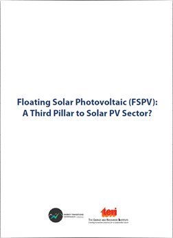 Floating Solar Photovoltaic (FSPV): A Third Pillar to Solar PV Sector?