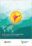 India: Solar Investment Opportunities