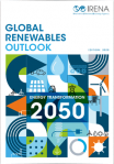 Global Renewables Outlook: Energy transformation 2050