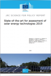 State-of-the-art for assessment of solar energy technologies 2019