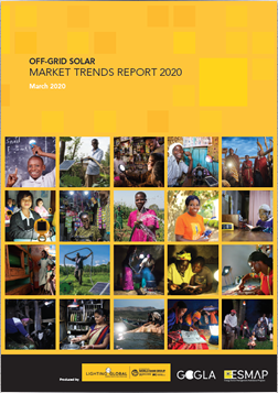 The 2020 Global Off-Grid Solar Market Trends Report