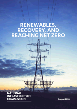 Renewables, recovery, and reaching net zero