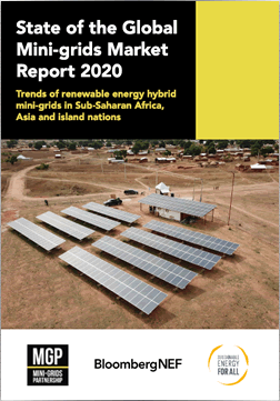 State of the Global Mini-grids Market Report 2020