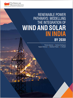 Renewable Power Pathways: Modelling the Integration of Wind and Solar in India by 2030