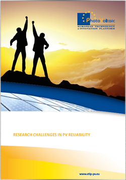 Research Challenges in PV Reliability