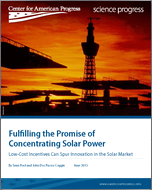 Fulfilling the Promise of Concentrating Solar Power