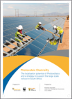 Photovoltaic Electricity.The localisation potential of Photovoltaics and a strategy to support the large scale roll-out in South Africa