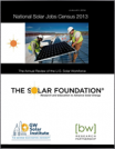 National Solar Jobs Census 2013