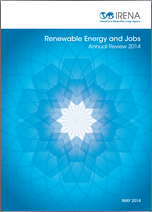 Renewable Energy and Jobs – Annual Review 2014
