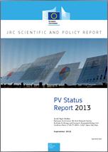 PV Status Report 2013