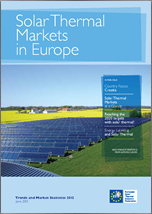 Solar Thermal Markets in Europe - Trends and Market Statistics 2012