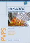 IEA PVPS Report: Trends in Photovoltaic Applications 2013