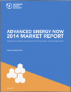 Advanced Energy Now 2014 Market Report