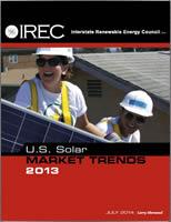 U.S. Solar Market Trends 2013