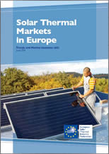 Solar Thermal Markets in Europe - Trends and Market Statistics 2013