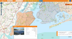 New York City Solar Map